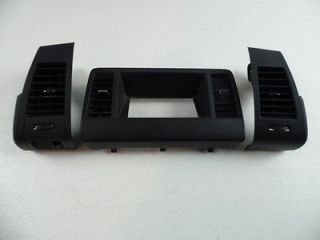 06 07 Nissan Murano AC A C Air Vent Vents Center Left Right Set Black