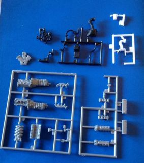 2006 Ford Shelby Mustang GT H Engine 5 4 Liter Parts Lot Revell 4212