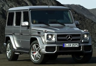 New 2013 Genuine Authentic Mercedes Benz AMG G63 20 in Wheels Tires G55 G65