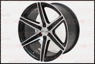 "20"" MRR TR6 TR06 TR 06 Concave Wheels Rims Fits Chevy Colorado Avalanche"