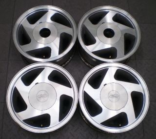 "3008 Ford Explorer Ranger 15"" Factory Wheels Rims 4"