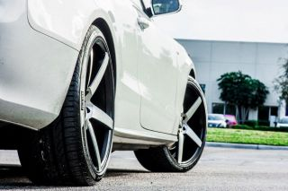 "20"" 2013 Lexus gs350 GS450 GS XO Miami Silver Staggered Wheels Rims"