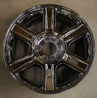 "Lincoln Aviator 17"" Factory Chrome Wheel Rim 2003 06 3563  1"