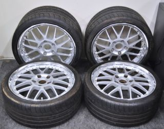 "4 19"" Champion Motorsport RG5B Forged Monolite Rims Wheels 2006 997 s Porsche"