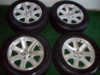 17 Chrysler Dodge Wheels Tires 300C 300 Magnum Charger Challenger Factory