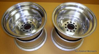 Cragar Super Trick 15x13 Chevy Mopar Ford Wheels