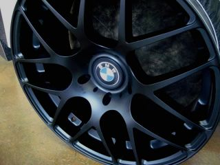 "22"" BMW Wheels Rim Tires 750i 750LI 760i 760LI x5 x6 M"