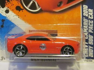Hot Wheels Indy Pace Car Camaro