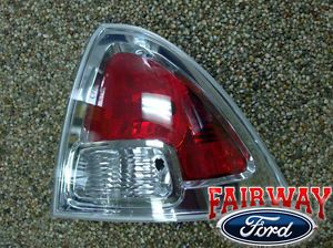06 07 08 09 Fusion Genuine Ford Parts Right Passenger Tail Lamp Light New
