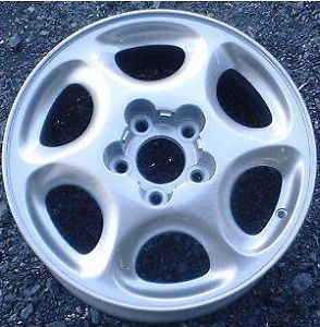 "6030 Oldsmobile Intrigue Silhouette 16"" Used Wheels Car Rims Parts Alloy"