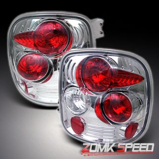 99 05 Chevy Silverado GMC Sierra Stepside Tail Lights