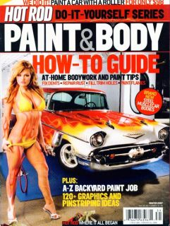 Hot Rod Magazine First Issue