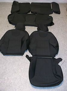 New Seat Covers Ford Focus 2008 Cloth Genuine Ford Parts