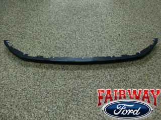 11 12 13 F250 F350 Super Duty Genuine Ford Parts 2WD Bumper Valance Spoiler