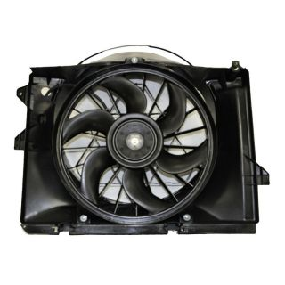 Radiator Cooling Fan Motor Assembly for Town Car Crown Victoria Grand Marquis