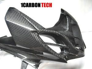 09 10 11 12 2011 Suzuki GSXR 1000 Carbon Fiber Front RAM Air Intake Covers Scoop