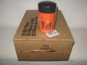 Many Car Truck SUV Fram PH3980 Oil Filter Case 12 Twelve