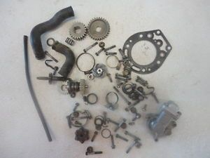 1999 Kawasaki KDX220 KDX 220 Engine Motor Parts Hardware