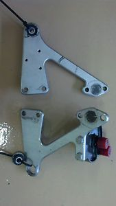 Details about USED Barnes Sprint car Mount Oil Filter Bracket, Water