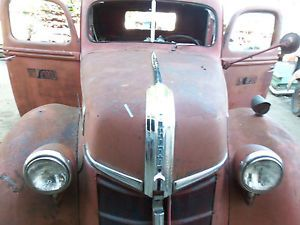 41 Ford Truck Front End Hood
