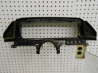 Instrument Cluster Upper Bezel Trim Panel Ford F150 F250 Bronco Dash Interior