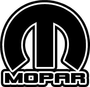 Dodge Truck Mopar Window Decal Dodge Truck RAM Car 4x4 ATV Hemi