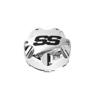 ITP SS Alloy Wheel Center Cap 4 137 Chrome Each