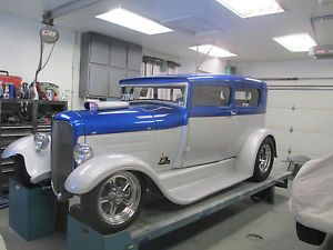 1928 Ford 2 Door Sedan Drag Car