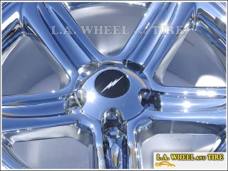 "Set of 4 New 18"" Ford F 150 Lighting Chrome Wheels Rims"