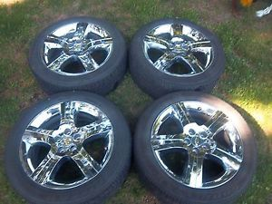 18 Chevy Malibu Factory Chrome Wheels Rims Cobalt HHR Pontiac G5 G6 6633