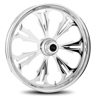 21 Chrome Harley Wheels