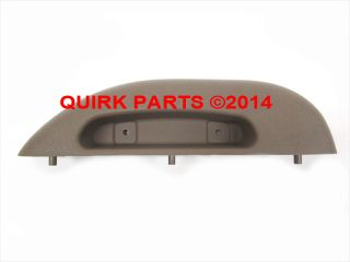 03 09 Chevy Kodiak GMC Topkick Driver Left Front Door Panel Armrest Cover