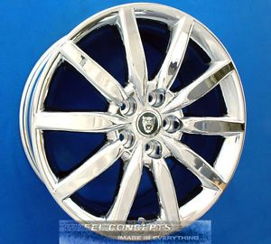 "Jaguar Atlas XK8 19 inch Chrome Wheels Rims 19"" XKR XK 8 R"