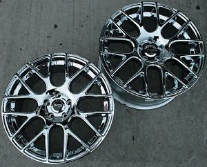 "Niche Circuit Spec 20"" Chrome Rims Wheels Maxima Staggered 20 x 8 5 10 5H 35"
