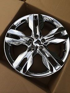 "Ford Edge Chrome 20"" Wheel Rim"