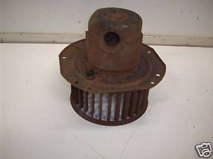 65 66 67 Chevy Bel Air Impala Heater Blower Motor Fan