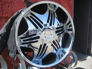 "26"" Wheel Tire Package"