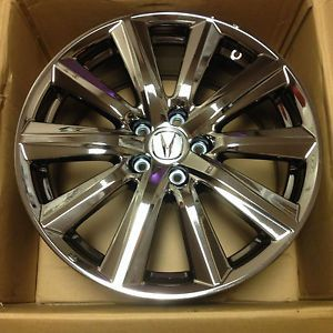 "Honda Acura 08W19 TZ5 200 2014 MDX 19""x8"" Chrome Alloy Wheel 19"" Rim"