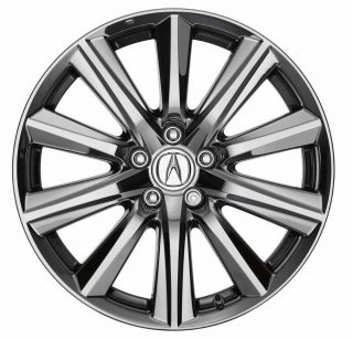 "2014 MDX 19"" Chrome Look Accessory Alloy Wheel Set of 4 New"
