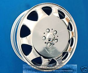 Maybach 57 62 19 inch Chrome Wheels 57s Rims New