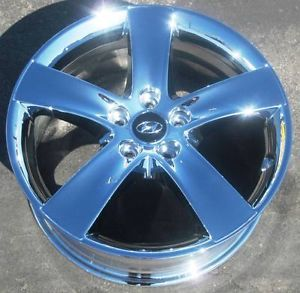 "New 18"" Factory Hyundai Veracruz azera Elantra Chrome Wheels Rims Set of 4"