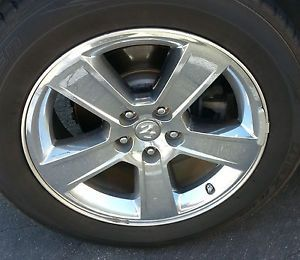 05 12 Dodge Charger Magnum 300 Factory Chrome Clad 18 Wheels 4 Rims 2295