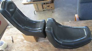 Harley Davidson FXR King Queen Seat for Custom Chopper Applications