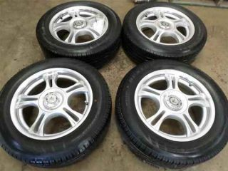 "Aftermarket 16"" 4 Wheels Tires Rims Set Off 01 Mercury Sable"