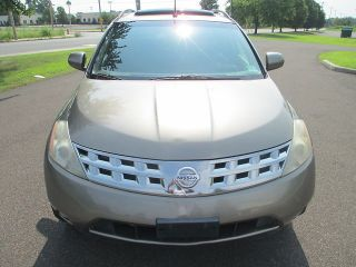 2003 Nissan Murano SL AWD Leather Heated Seats Power Seats Sunroof