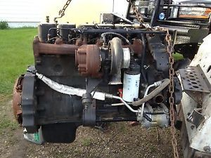 12 Valve P Pumped Dodge RAM Cummins Turbo Diesel Complete Running Engine