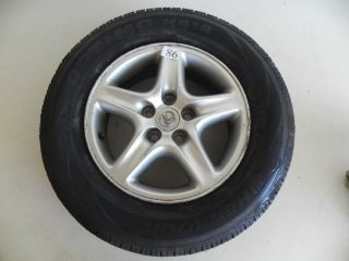 Lexus RX300 Alloy Wheel Rim Without Tire Hankook Optimo 225 70 R16 102T 427 86