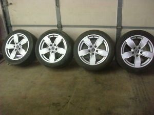 "04 05 06 Pontiac GTO 17"" Wheels and Tires Hankook 245 45 17 GM Holden Monaro"