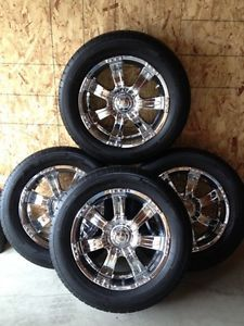 Toyota FJ Cruiser Wheels and Tires Aftermarket Super Deal L K