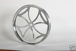 Custom Billet Aluminum Bicycle Wheels